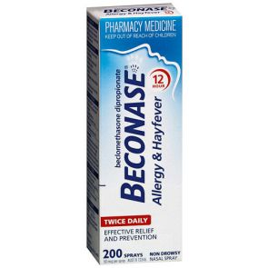 Beconase Allergy & Hayfever 12 Hour Nasal Spray 200