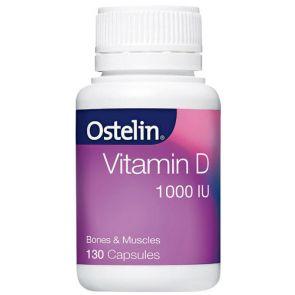 Ostelin Vitamin D Capsules 130