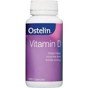 Ostelin Vitamin D Capsules 250