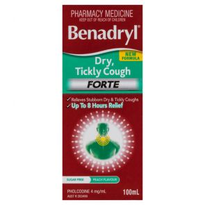 Benadryl Dry Tickly Forte 200Ml