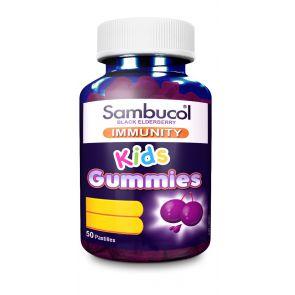 Sambucol Kids Immunity Gummies 50