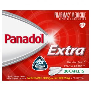 Panadol Extra Optizorb Caplets 20