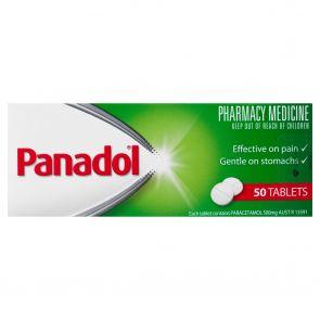 Panadol Tablets 50