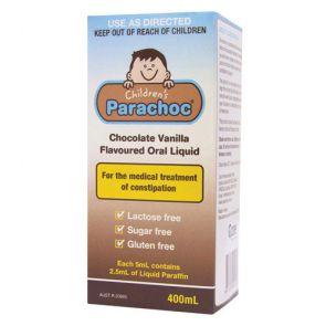 Parachoc Liquid Paraffin 400Ml