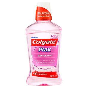 Plax Mouthwash Gentle Care 500Ml