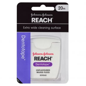 Reach Dentotape Wax 20M