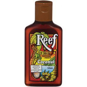 Reef Oil Coconut Spf 0+ 125Ml