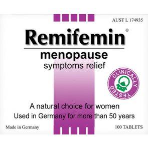 Remifemin Tablets 100