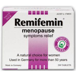 Remifemin Tablets 200