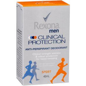 Rexona Men Clinical Protection Sport Roll-On 45Ml