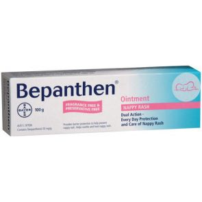 Bepanthen Ointment 5% 100G