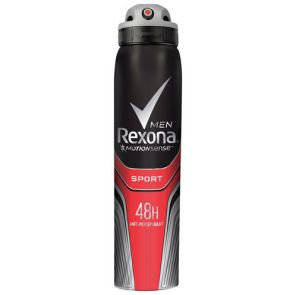 Rexona Sport Antiperspirant Spray 250Ml