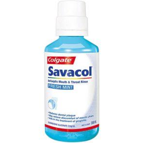 Colgate Savacol Freshmint Mouthwash 300Ml