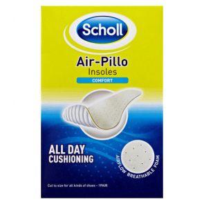 Scholl Air Pillo Insole Women 5-10