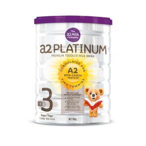 A2 Platinum 3 Toddler 1 Year + 900G