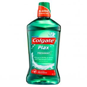 Plax Mouthwash Freshmint 1 Litre
