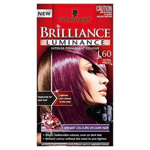 Schwarzkopf Brilliance Luminance Ultra Violet
