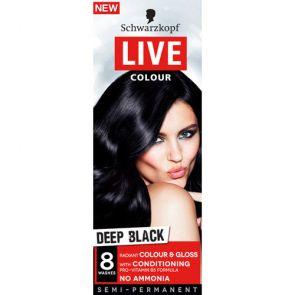 Schwarzkopf Live Colour Black