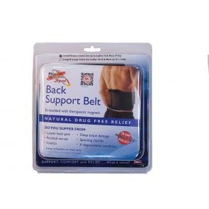 Bio Magnetic Back Support Small/Medium
