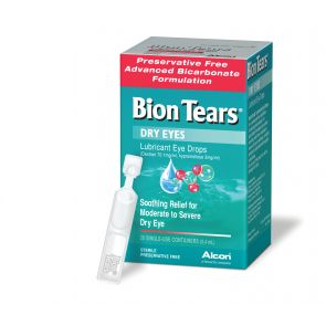 Bion-Tears Eye Drops 0.4mL x 28 Vials