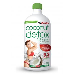 Fat Blaster 2 Day Coconut Detox