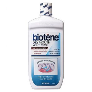 Biotene Dry Mouth Mouthwash 470Ml