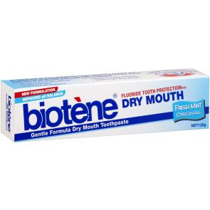 Biotene Flouride Tooth Protection Original 120G