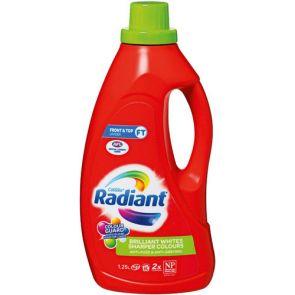 Radiant Liquid Brilliant Whites Sharper Colours 1.25 Litre