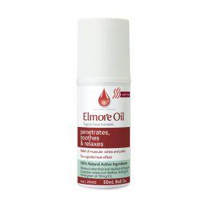 Elmore Oil Muscle Heat R/On 50Ml