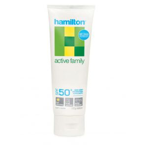 Hamilton Act Family Lotion 50+ 100G