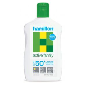 Hamilton Act Family Lotion 50+ 250Ml