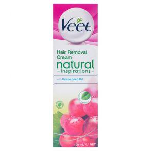 Veet Natural Hair Removal Cream 100Ml