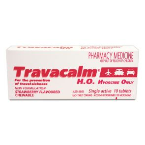 Travacalm Ho Tablets