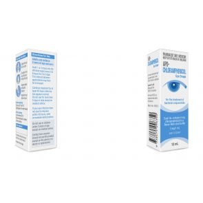 Apohealth Chlorampenicol Eye Drops Bottle 10Ml