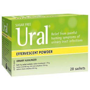 Ural Effervescent 28 Sachets