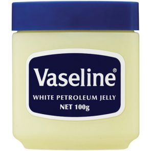 Vaseline Petroleum Jelly White Jar 100G
