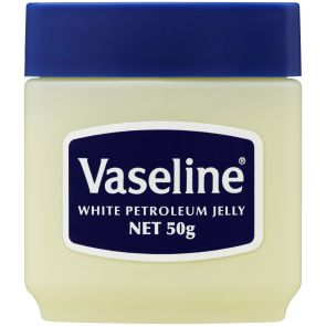 Vaseline Petroleum Jelly White Jar 50G