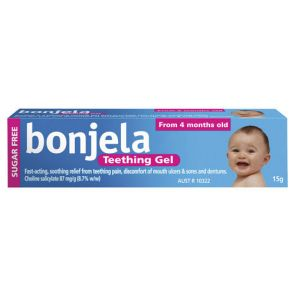 Bonjela Mouth Ulcer and Teething Gel 15g