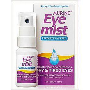 Murine Eye Mist Spray 15Ml