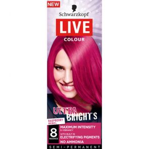 Schwarzkopf Live Colour Ultra Brights Raspberry Rebel