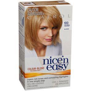 Clairol Nice N Easy Colour Blend 100 Light Blonde