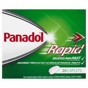 Panadol Rapid Caplets 20