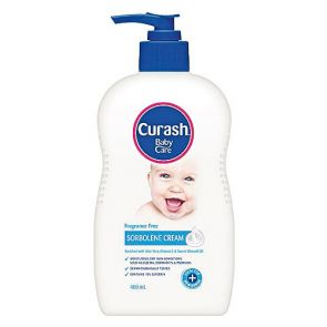 Curash Sorbolene Cream 400Ml
