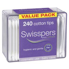Swisspers Cotton Tips 240