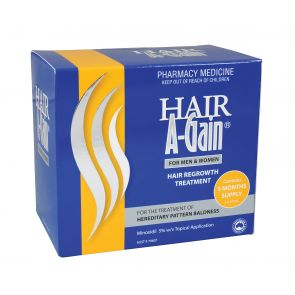 Hair Again 5% 60Ml 5 Pack