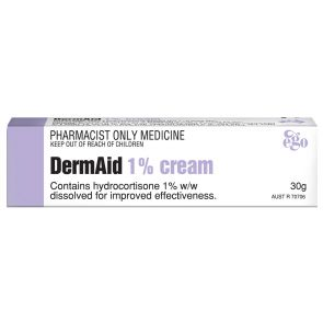 Ego Dermaid Cream 1% 30G