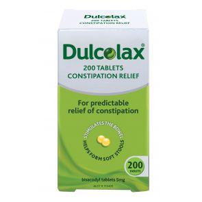 Dulcolax Tablets 5Mg 200