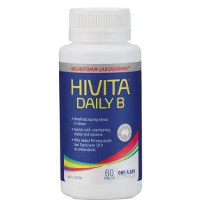 Hivita Daily B Tablets 60