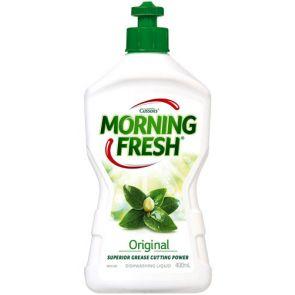 Morning Fresh Dishwashing Liquid Antibacterial Original 400mL