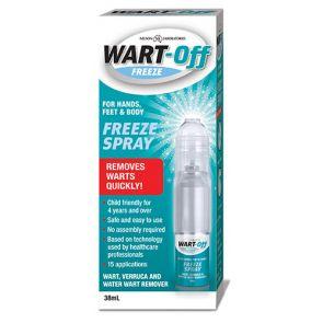 Wart Off Freeze 38Ml